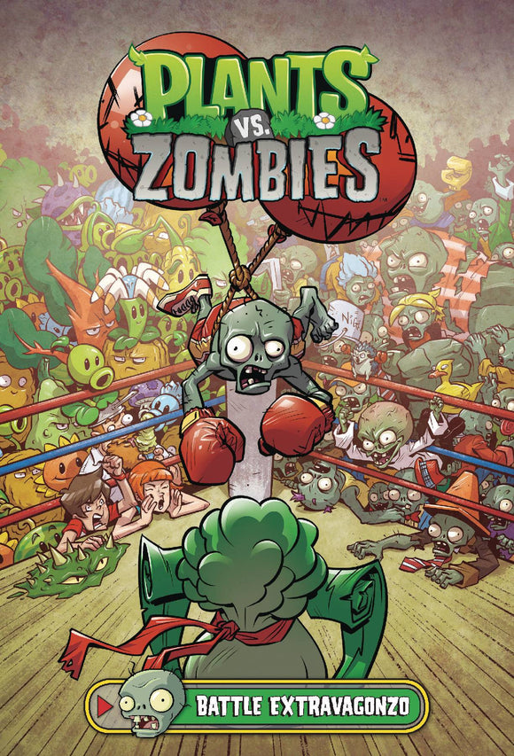 Plants Vs Zombies Hc Battle Extravagonzo