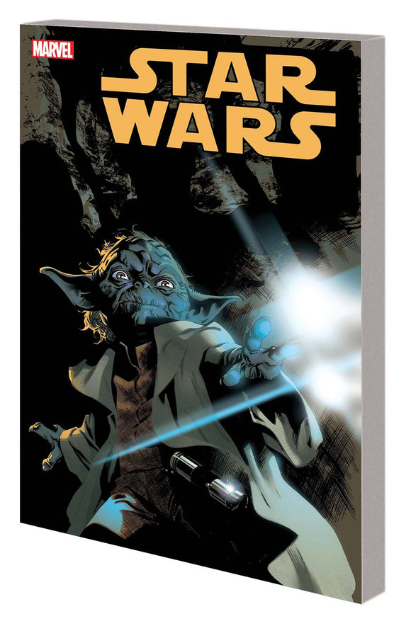Star Wars Tp Vol 05 Yodas Secret War