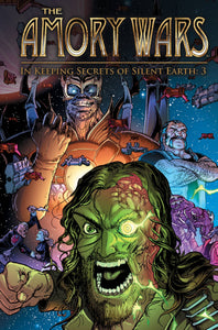 Amory Wars Hc 02 Keeping Secrets Of Silent Earth 3