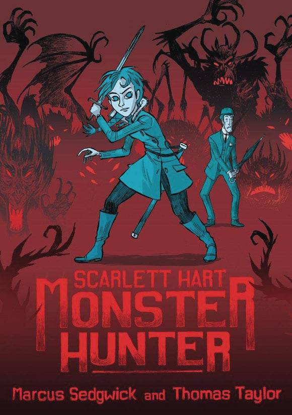 Scarlett Hart Monster Hunter Gn Vol 01