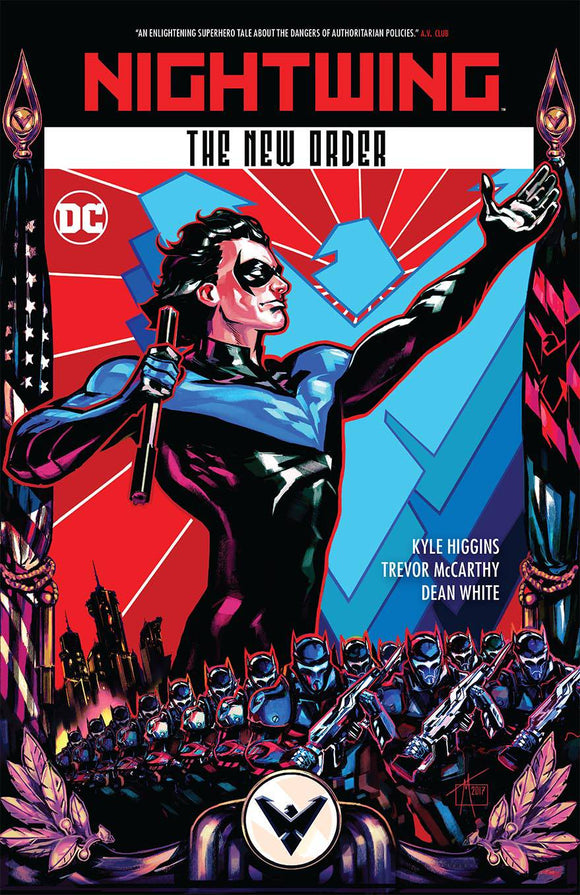 NIGHTWING THE NEW ORDER TP - Books