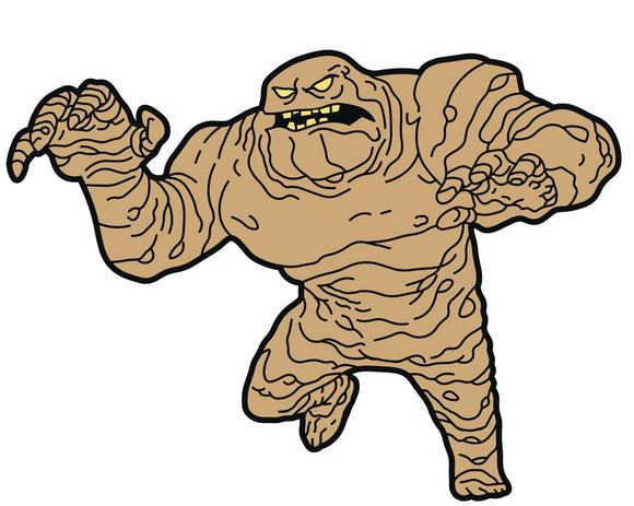 MEGA MAGNET BATMAN ANIMATED SERIES CLAYFACE  - Toys and Models
