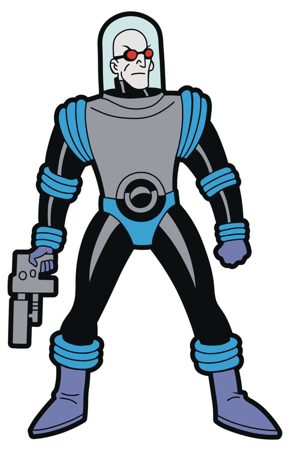 MEGA MAGNET BATMAN ANIMATED SERIES MR FREEZE  - Toys and Models