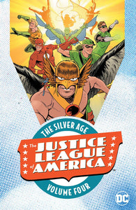 JUSTICE LEAGUE OF AMERICA THE SILVER AGE TP VOL 04 - Books