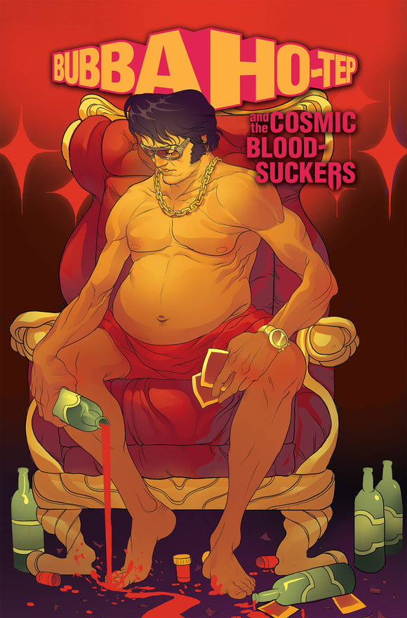 Bubba Ho-Tep Tp Vol 01 Cosmic Blood-Suckers