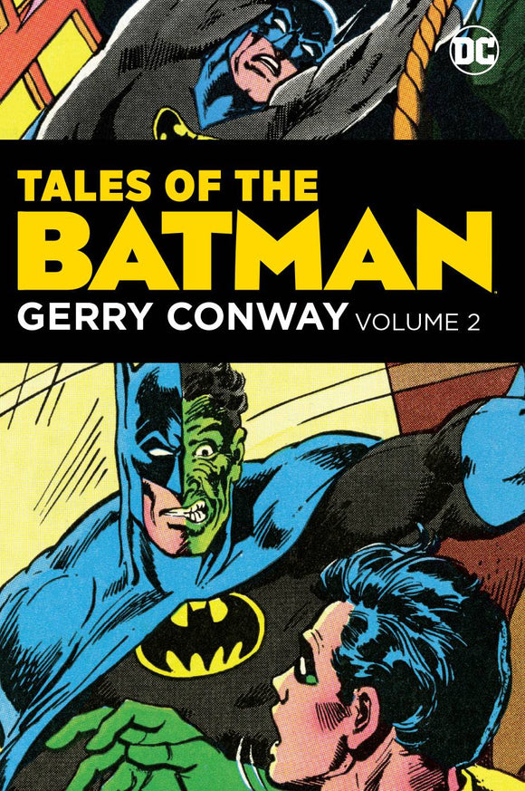 TALES OF THE BATMAN GERRY CONWAY HC VOL 02 - Books