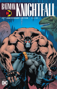 BATMAN KNIGHTFALL TP VOL 01 25TH ANNIVERSARY ED - Books