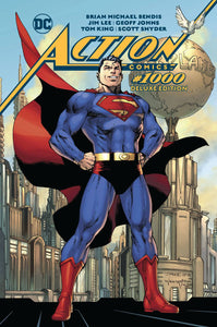 ACTION COMICS #1000 THE DELUXE EDITION HC - Books