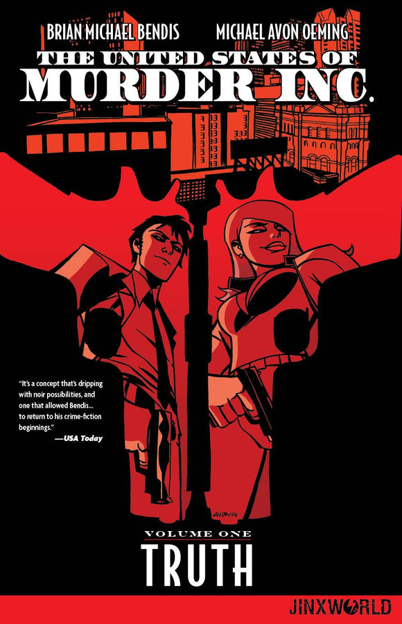 UNITED STATES OF MURDER INC TP VOL 01 TRUTH - Books