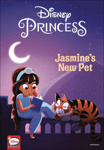 Disney Princess Jasmines New Pet HC - Books