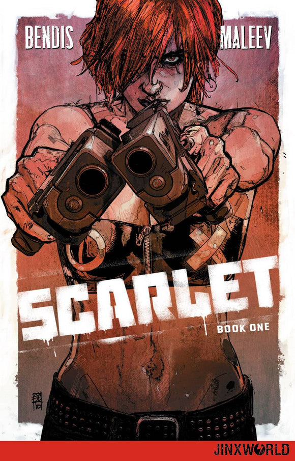 SCARLET TP BOOK 01  - ORIGINAL SERIES  - Books