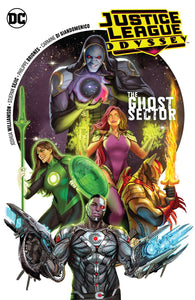 JUSTICE LEAGUE ODYSSEY TP VOL 01 THE GHOST SECTOR - Books