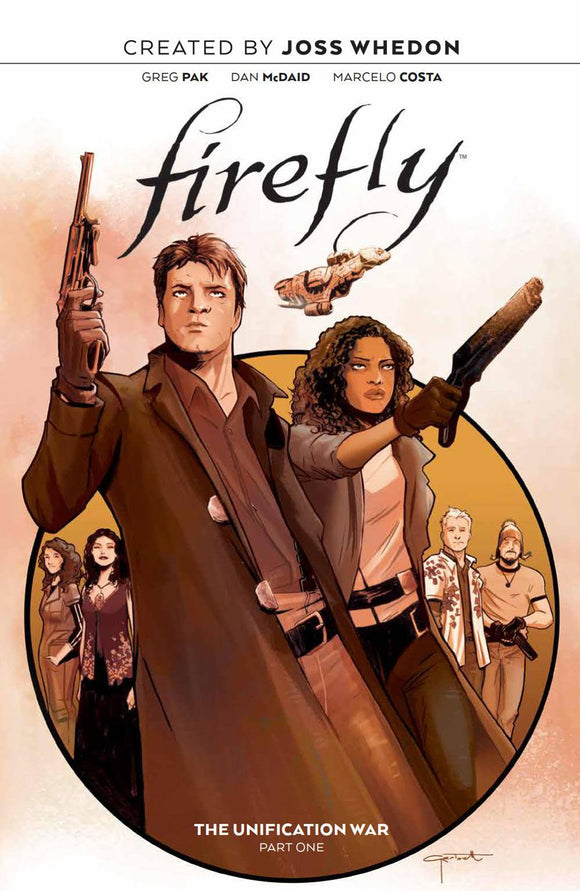 Firefly Hc Vol 01 Unification War 1