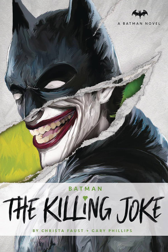 Dc Comics Novels Killing Joke Mmpb
