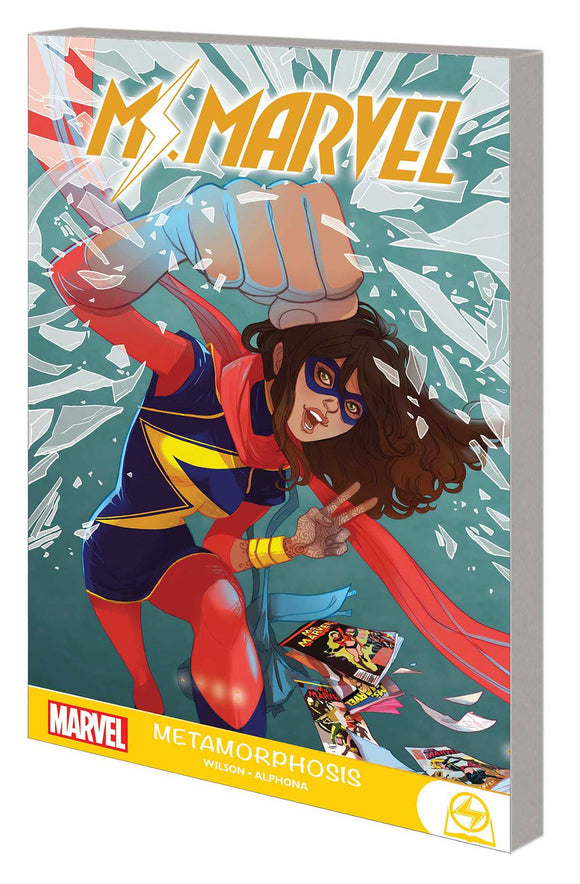 Ms Marvel Gn Tp 02 Metamorphosis