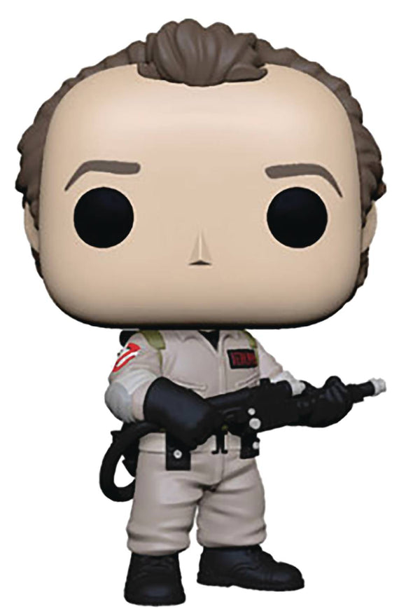Pop Movie Ghostbusters Dr Peter Venkman Vinyl Fig