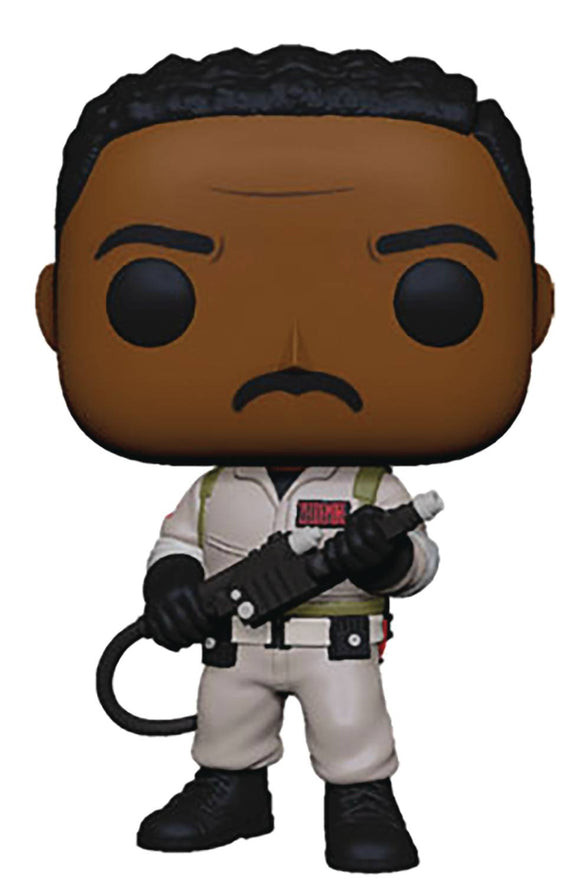 Pop Movie Ghostbusters Winston Zeddemore Vinyl Fig