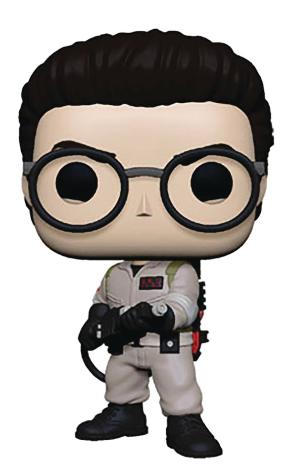 Pop Movie Ghostbusters Dr Egon Spengler Vinyl Fig