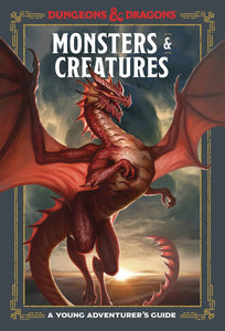 Monsters And Creatures Young Adventurers Guide D&D Hc