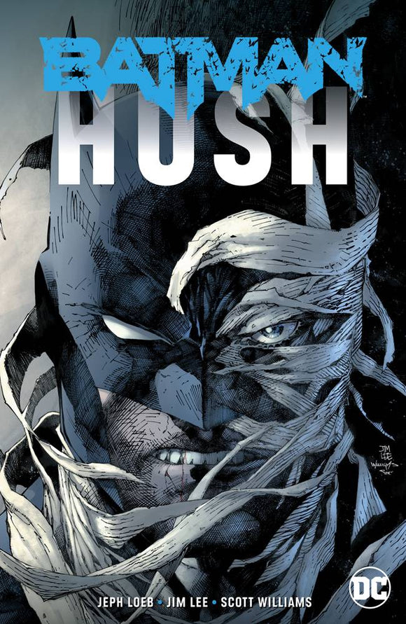 BATMAN HUSH TP - Books