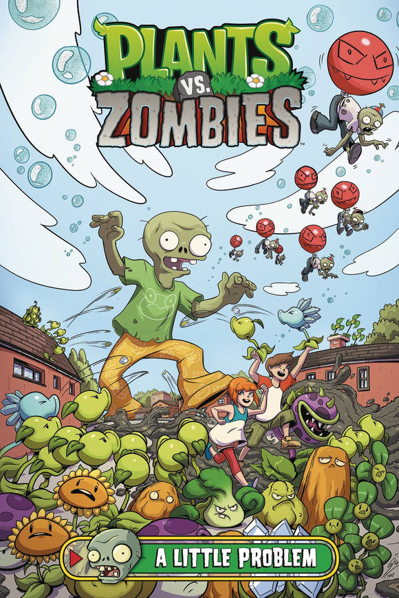 Plants Vs Zombies Hc A Little Problem
