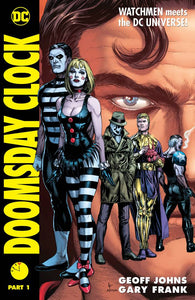 DOOMSDAY CLOCK HC PART 01 - Books