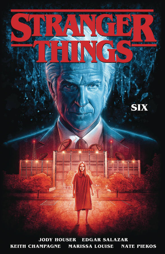Stranger Things Tp Vol 02 Six