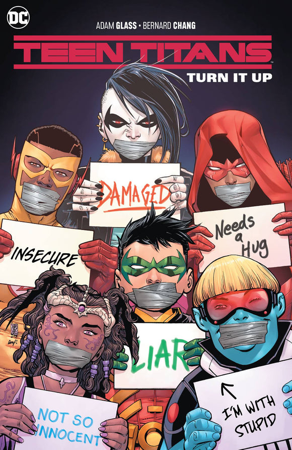 TEEN TITANS TP VOL 02 TURN IT UP - Books