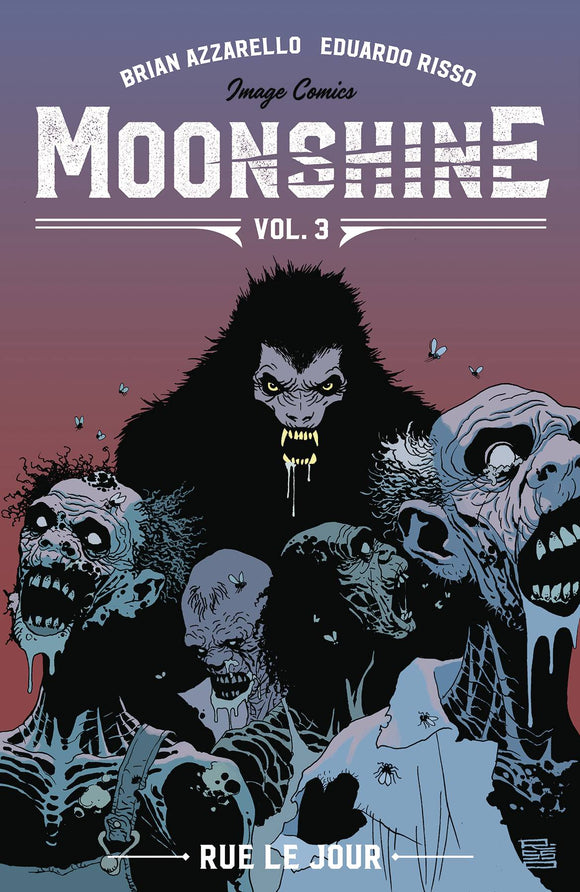 MOONSHINE TP VOL 03 - Books