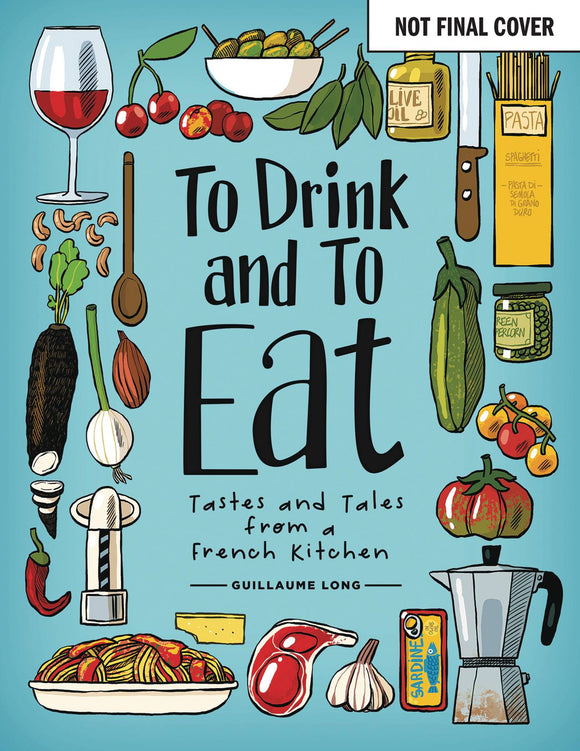 TO DRINK AND TO EAT HC VOL 01  - 2020 ED - Books