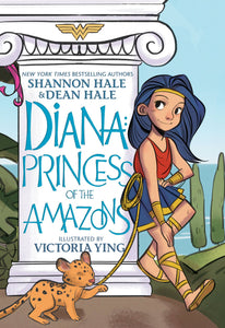DIANA PRINCESS OF THE AMAZONS TP  - DC KIDS - Books
