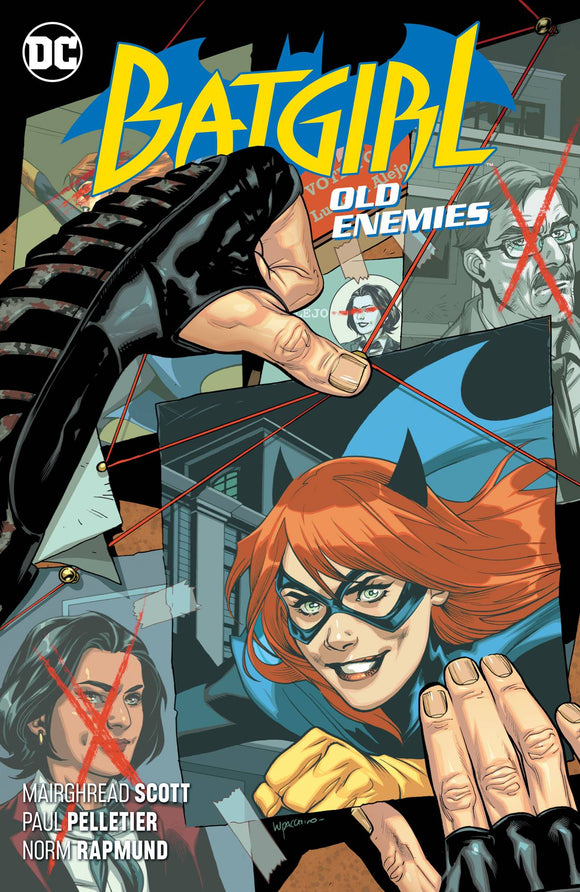 BATGIRL TP VOL 06 OLD ENEMIES - Books