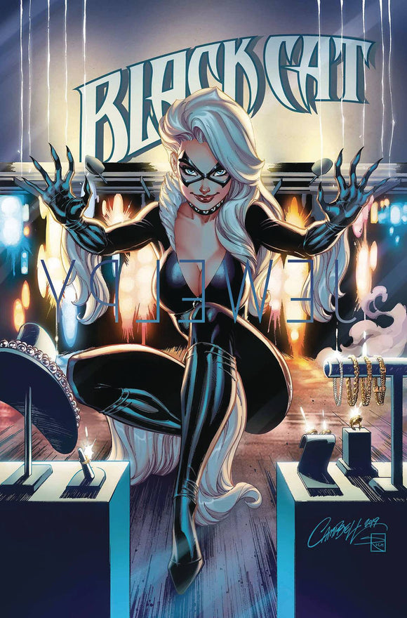 Black Cat Tp Vol 01 Grand Theft Marvel