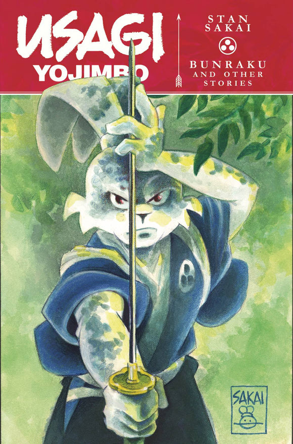 USAGI YOJIMBO TP VOL 01 BUNRAKU & OTHER STORIES - Books