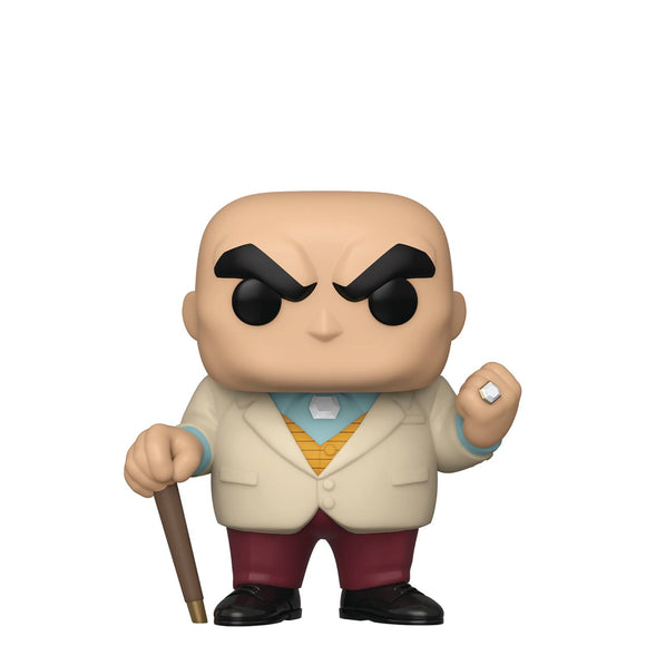 Pop Marvel Comics Kingpin (80Th First Appearance) Specialty Vin Fig