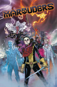 MARAUDERS BY GERRY DUGGAN TP VOL 01 - Books