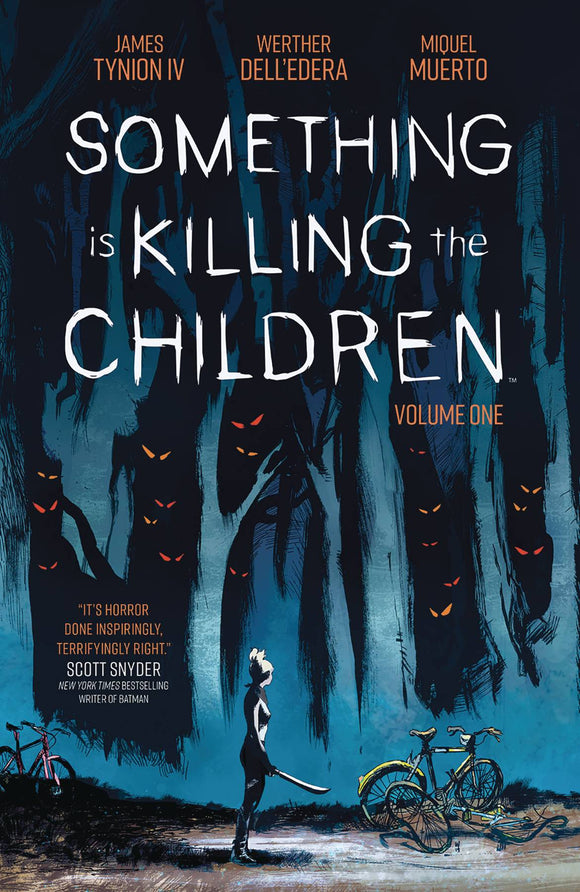 SOMETHING IS KILLING CHILDREN TP VOL 01 - Books