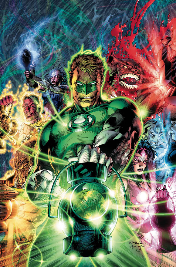 GREEN LANTERN 80 YEARS OF THE EMERALD KNIGHT HC - Books