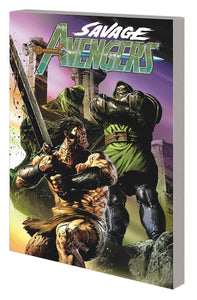 SAVAGE AVENGERS TP VOL 02 TO DINE WITH DOOM - Books