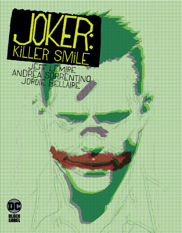 JOKER KILLER SMILE HC - Books