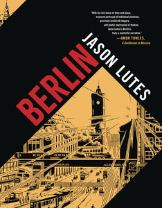 BERLIN TP COMPLETE EDITION - Books