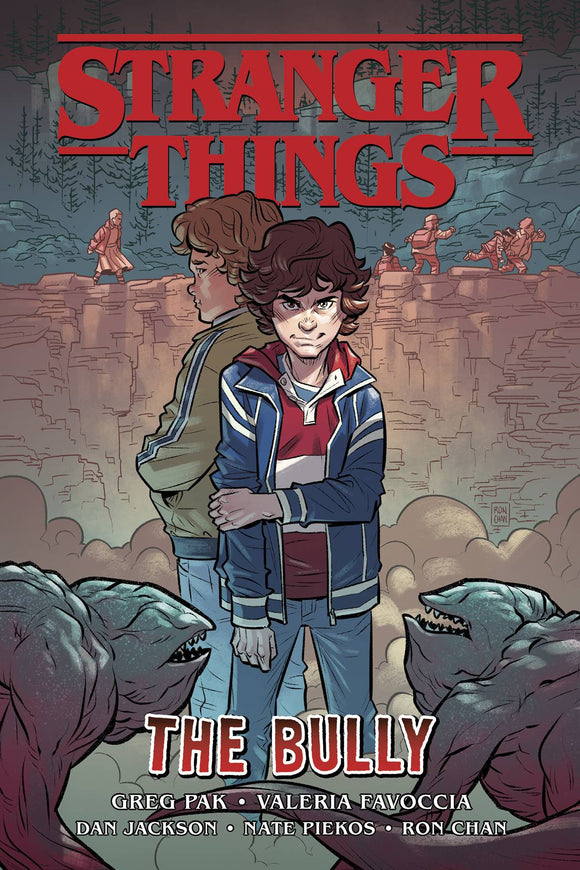 STRANGER THINGS GN TP VOL 02 THE BULLY - Books