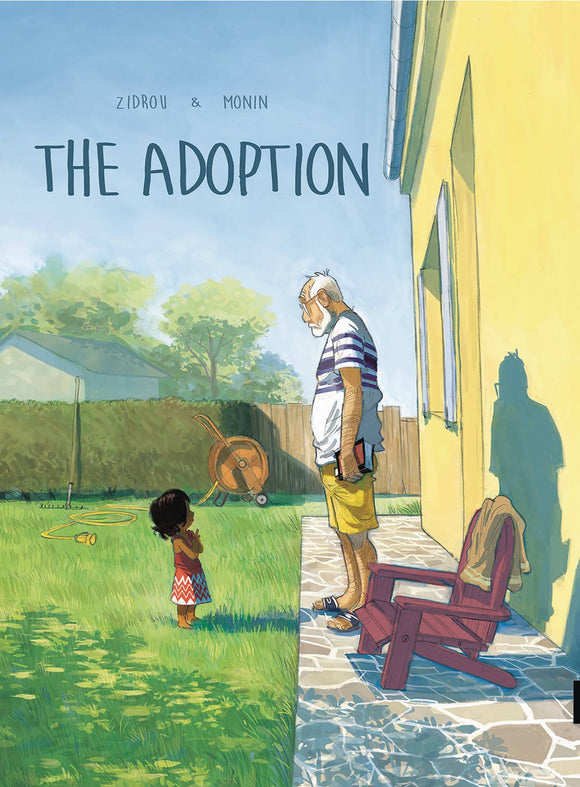 ADOPTION HC  - THE - Books