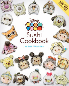 DISNEY TSUM TSUM SUSHI COOKBOOK SC  - Books