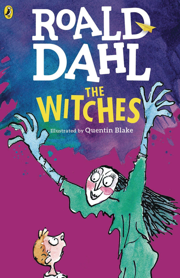 ROALD DAHL WITCHES GN VOL 01 - Books