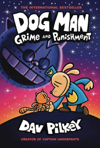 DOG MAN GN VOL 09 GRIME & PUNISHMENT - Books