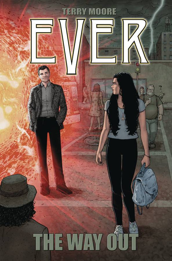 EVER - THE WAY OUT OGN - Books