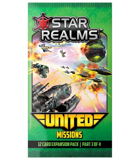 STAR REALMS DBG: UNITED MISSIONS PART 3/4
