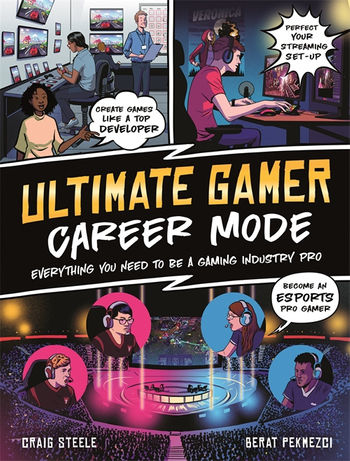 ULTIMATE GAMER CAREER MODE TP
