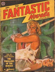 Fantastic Novels Volume 3 Number 3